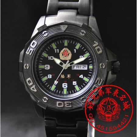 忠诚战士 正品中国军表夜光防水多功能大表盘户外运动手表