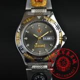 中国军表/中国特种部队手表/男士石英表夜光八一军表