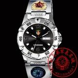 正品圣宝路军表中国特种部队军用手表经典款-1110